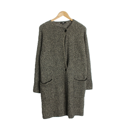 wool90% vintage knit KNIT( WOMAN )