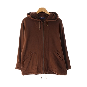 JASMI  ZIP UP JACKETUNISEX