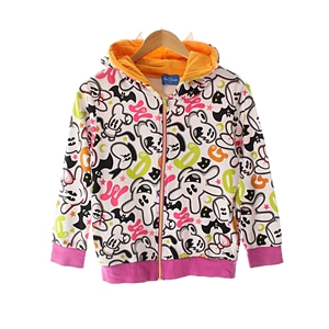 DISNEY  ZIP UP JACKETUNISEX