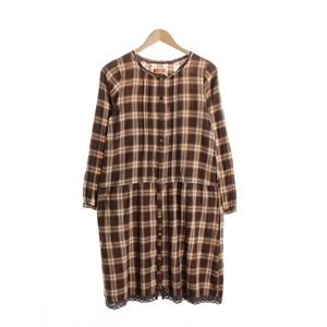 chip clip-coat OUTER( WOMAN )