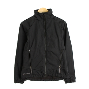 COLUMBIA  ZIP UP JACKETUNISEX