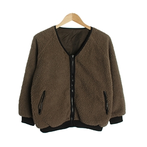vintage knit long cardigan CARDIGAN( WOMAN )