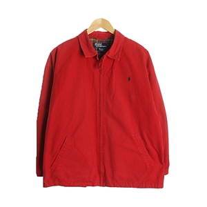 POLO BY RALPH LAUREN  ZIP UP JACKETUNISEX
