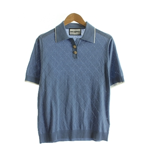 regatta club_linen 1/2SHIRTS( MAN )