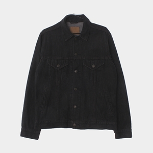 uniqlo denim jacket OUTER( UNISEX )