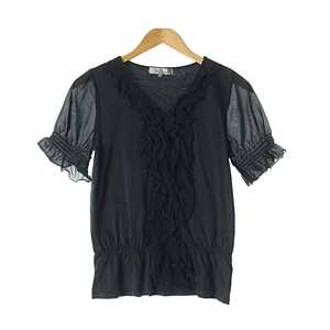 POLOZIP UP JACKET( UNISEX )