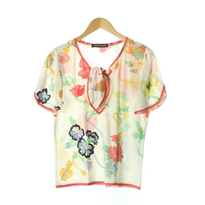 UNIQLO1/2SHIRT( UNISEX - XL )