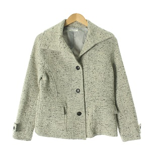 POLOZIP UP JACKET( UNISEX - L )
