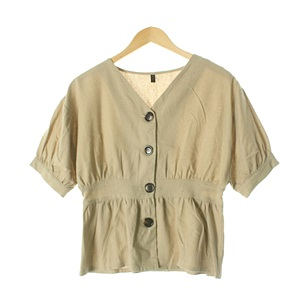 BANANA REPUBLIC 면 TOPMAN Size M110-115