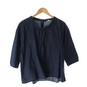 BEAMS_Needle Work Fabric 1/2SHIRT( MAN )