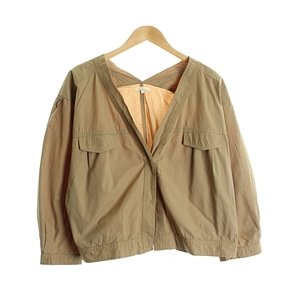 linen summer Jacket OUTER( WOMAN )