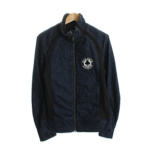 ACE CAF?  ZIP UP JACKETUNISEX