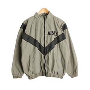 U.S ARMY  ZIP UP JACKETUNISEX