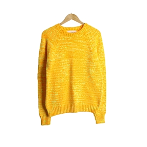 YELLOW TREE  KNITUNISEX