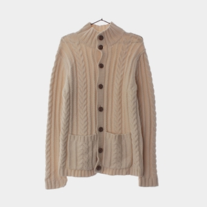 gap heavy wool cardigan CARDIGAN( UNISEX )