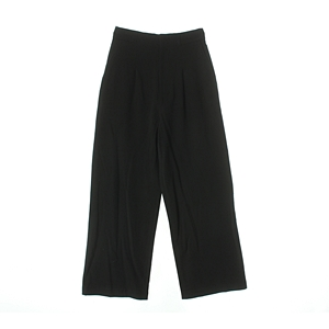ECHO REAL LEATHER SKIRT( WOMAN )