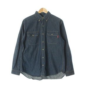 UNIQLO1/2SHIRT( MAN - XL )