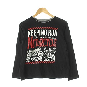 THRASHER1/2TOP( MAN - L )