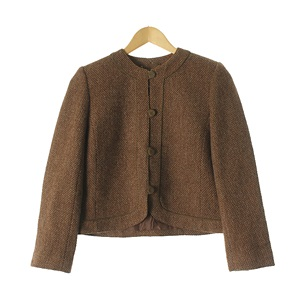 DIVONNE_WOOL PANTSPANTS( WOMAN - M )
